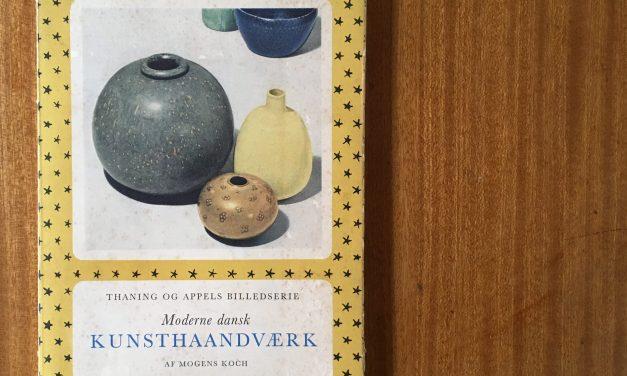 Mogens Koch: Moderne dansk kunsthåndværk