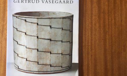 Gertrud Vasegaard. Keramiske arbejder 1930-84