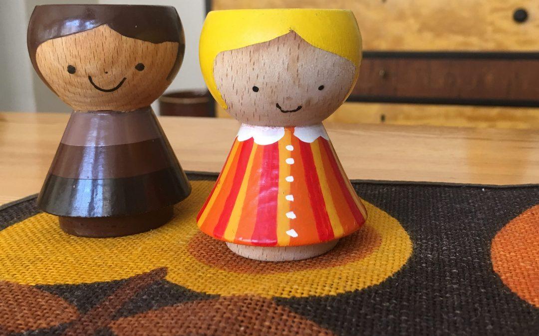 Trækunst i glade farver – Lyholmer